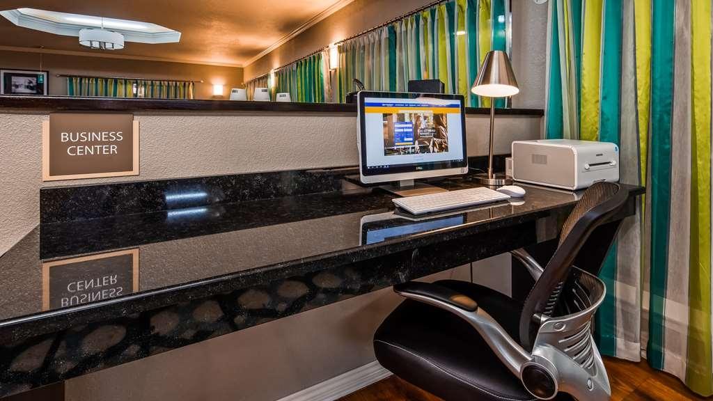 Best Western Post Oak Inn - Business Center