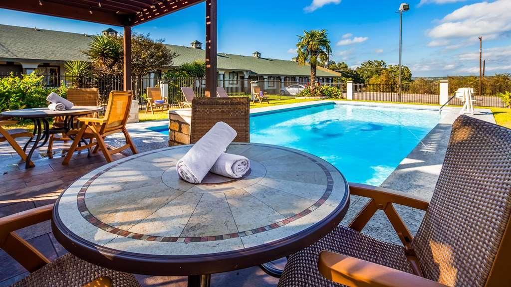 Best Western Post Oak Inn - Outdoor Pool