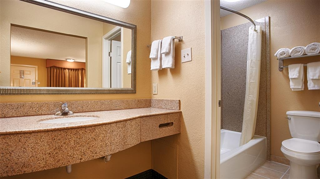 Best Western Cityplace Inn - Baño