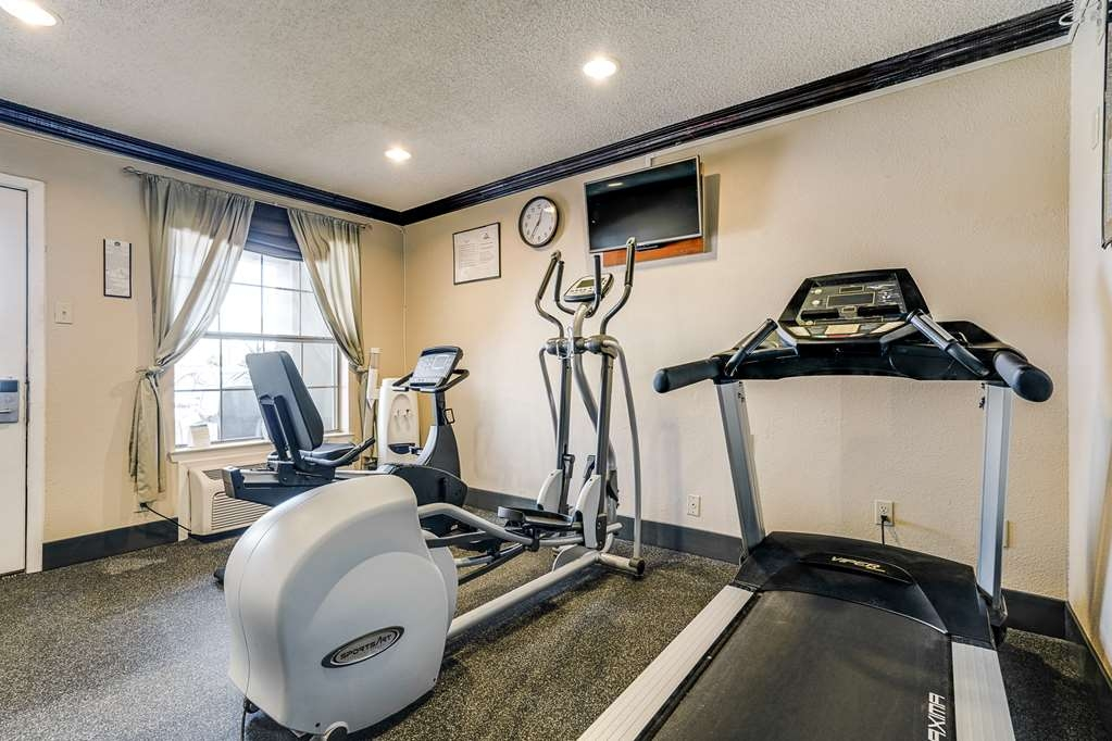 Best Western Cityplace Inn - There is no need to take a break from your regular fitness routine during your stay with us.