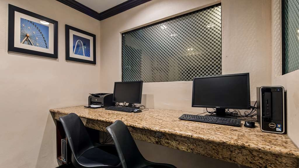 Best Western Cityplace Inn - Business Center
