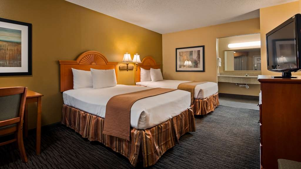 Best Western Cityplace Inn - Double Bed Guestroom