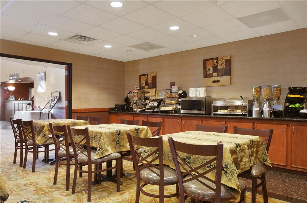 Best Western Plus Graham Inn - Area colazione
