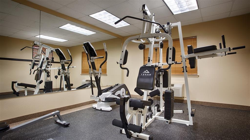 Best Western Plus Graham Inn - Centro fitness
