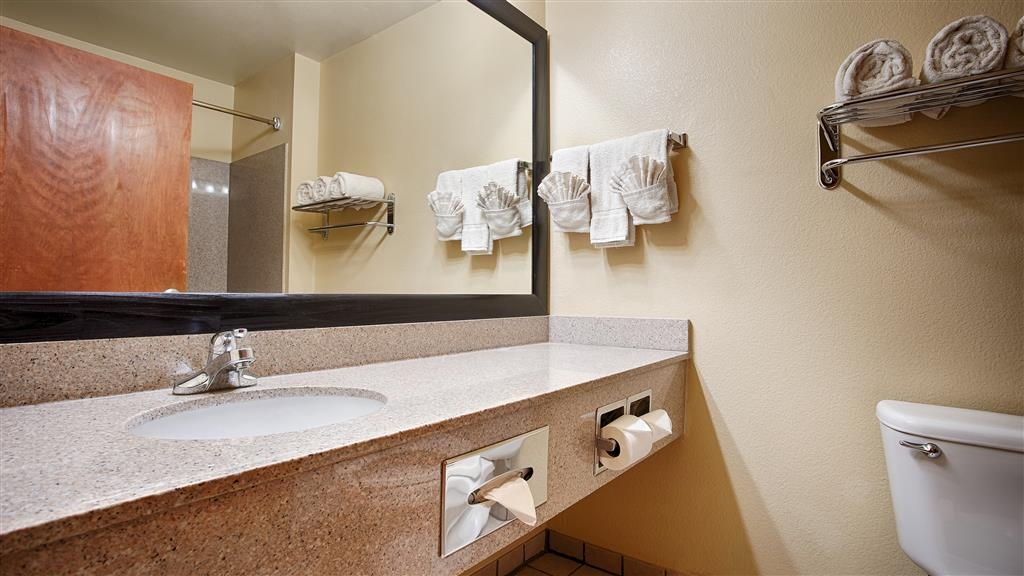Best Western Plus Graham Inn - Bagno