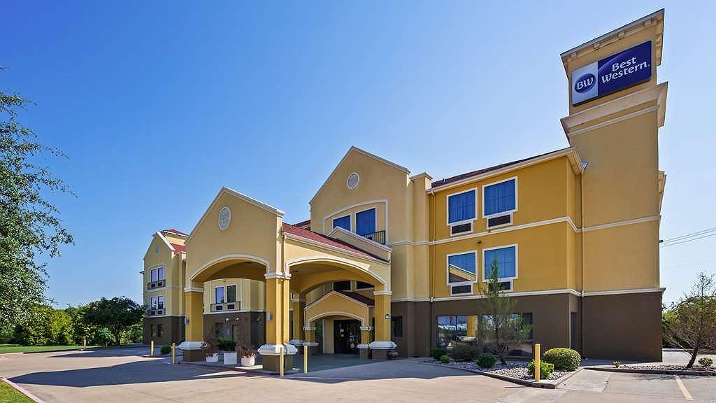 Best Western Executive Inn - Vista exterior