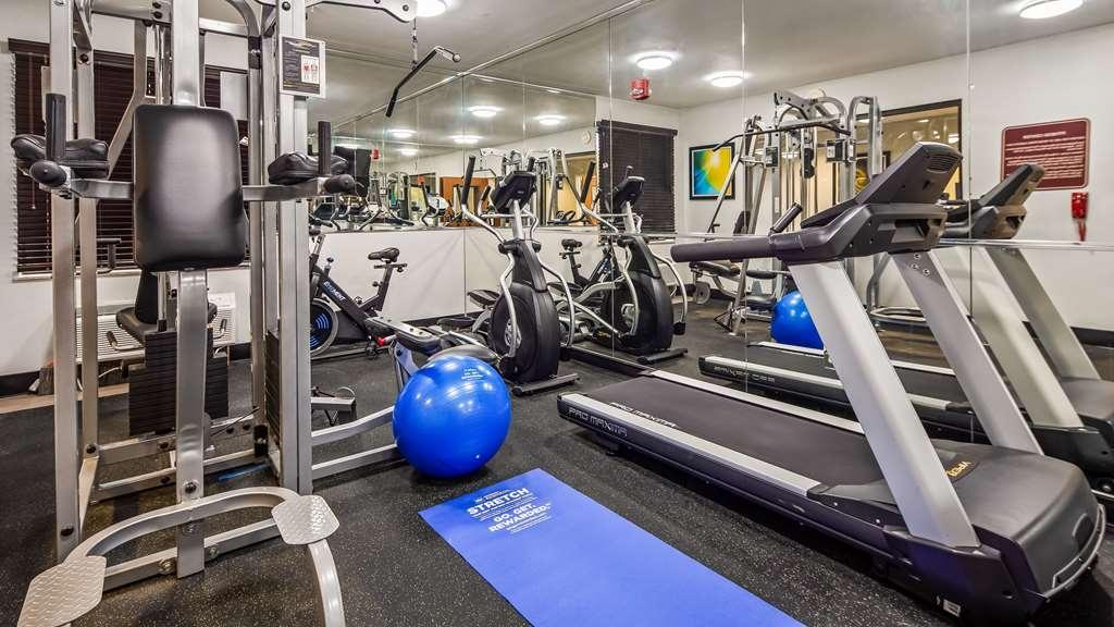 Best Western Executive Inn - Fitnessstudio