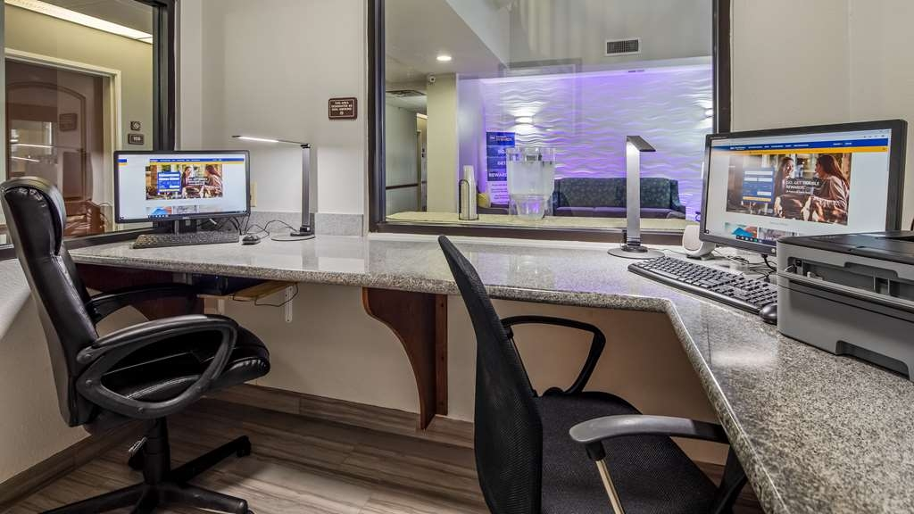 Best Western Executive Inn - Geschäft-zentrum