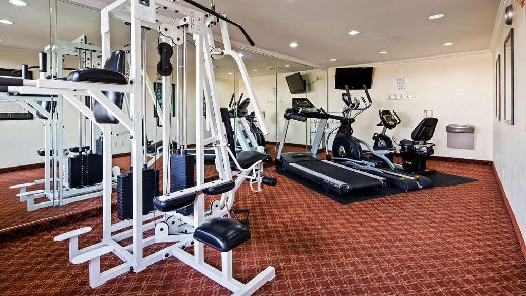 Best Western Garden Inn - Fitness Center
