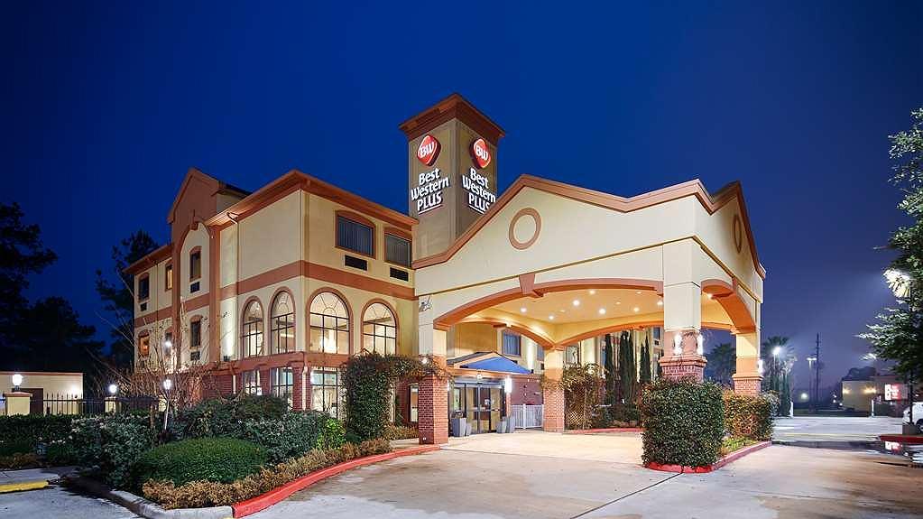 Best Western Plus Sam Houston Inn & Suites - Welcome to the Best Western Plus Sam Houston Inn Suites!