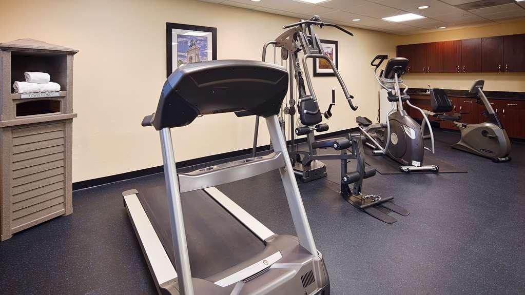 Best Western Plus Sam Houston Inn & Suites - Club de salud