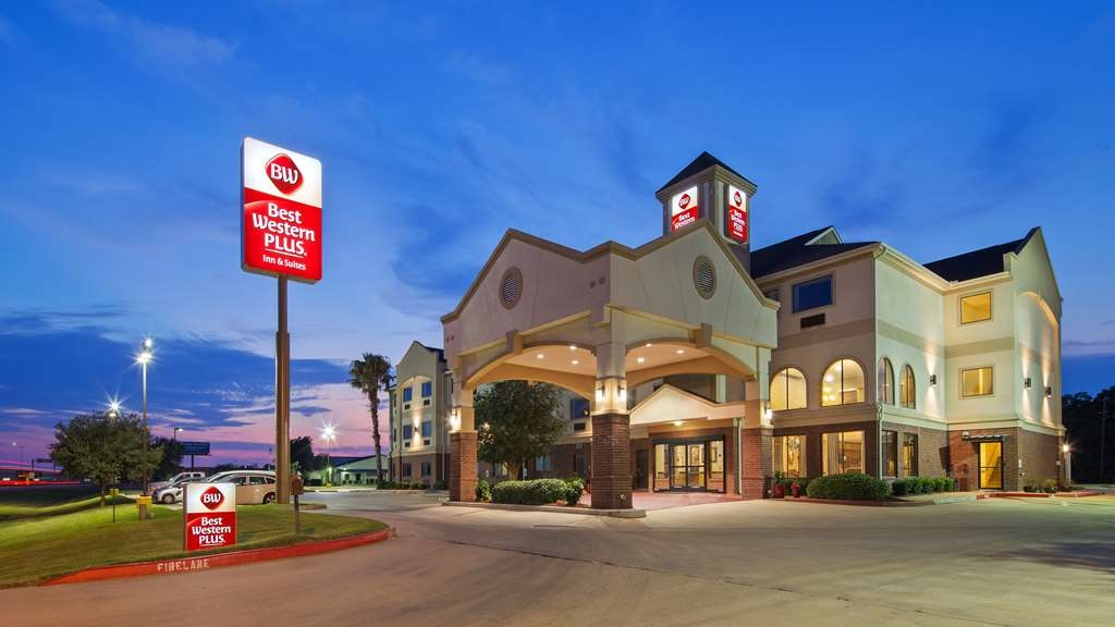 Best Western Plus Victoria Inn & Suites - Facciata dell'albergo