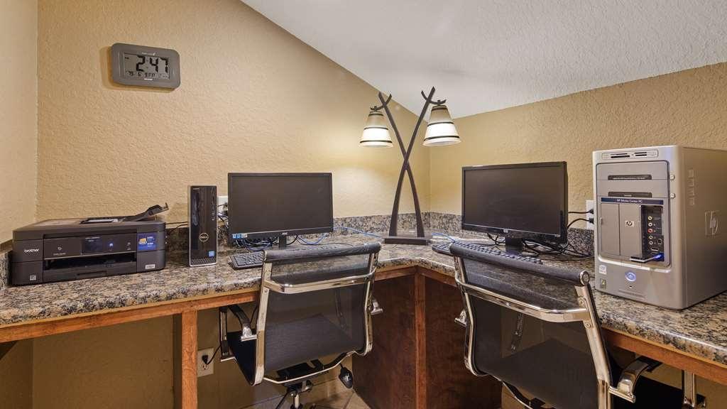 Best Western Plus Victoria Inn & Suites - centre des affaires