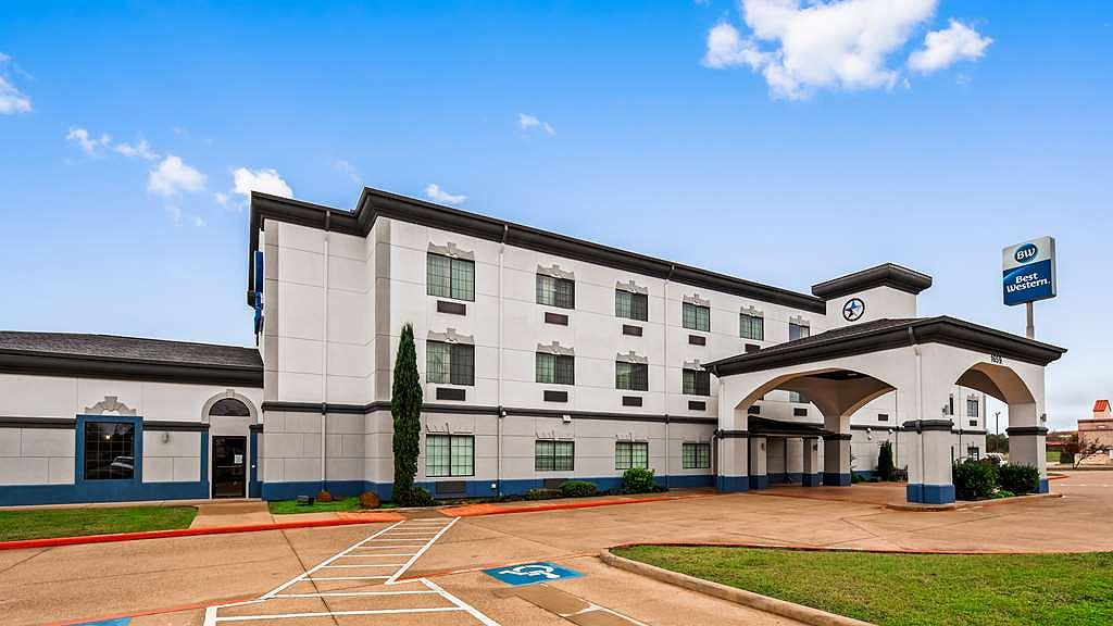 Best Western Jacksonville Inn - Area esterna