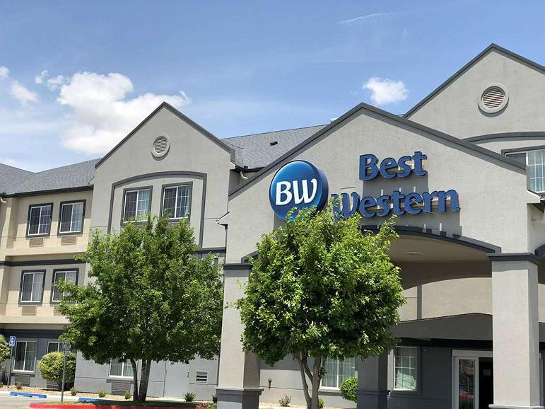 Best Western Palo Duro Canyon Inn & Suites - Area esterna
