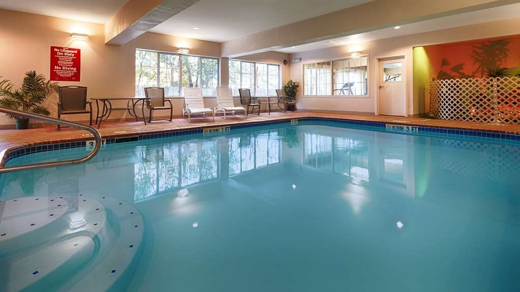 Best Western Palo Duro Canyon Inn & Suites - Indoor Swimming Pool