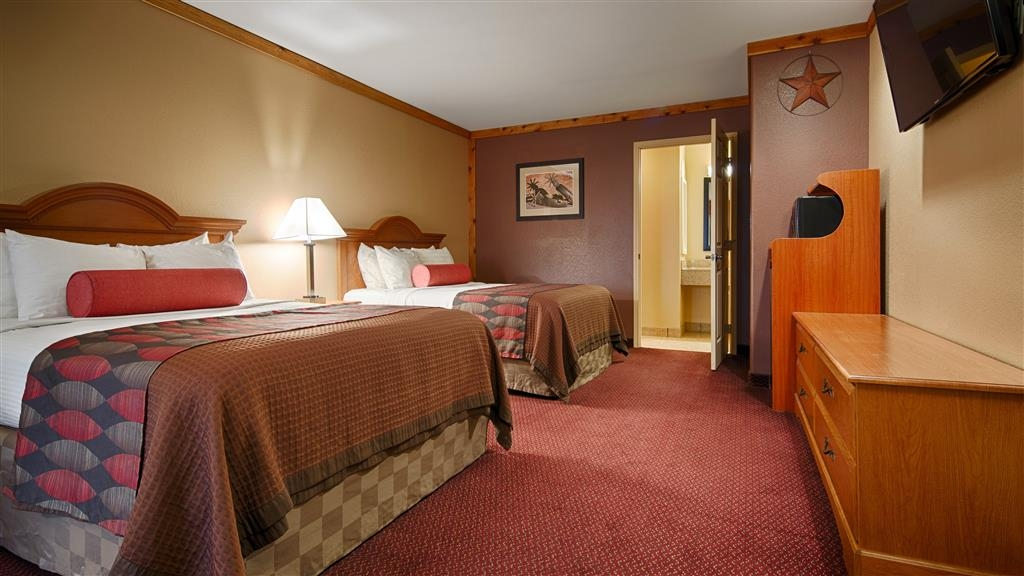 Best Western Windwood Inn & Suites - Habitación