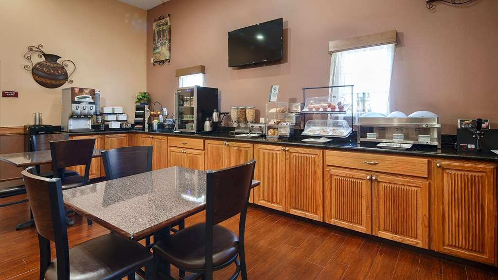 Best Western Windwood Inn & Suites - Restaurante/Comedor