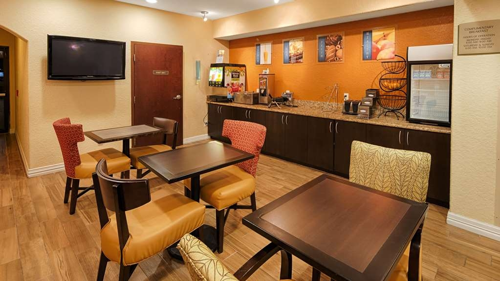 Best Western Mainland Inn & Suites - Area colazione