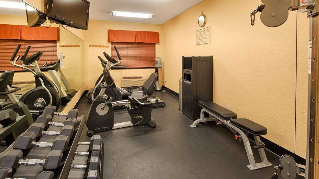 Best Western Mainland Inn & Suites - Centro fitness