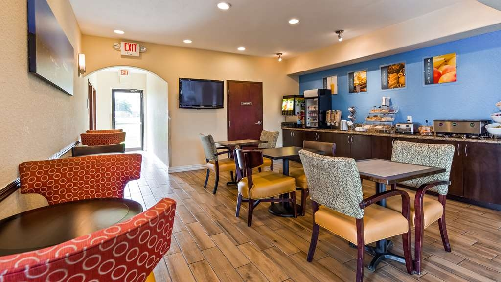Best Western Mainland Inn & Suites - Restaurant