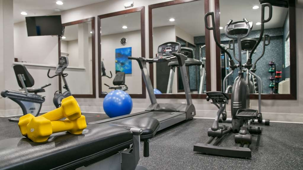 Best Western Plus Houston Atascocita Inn & Suites - Fitnessstudio