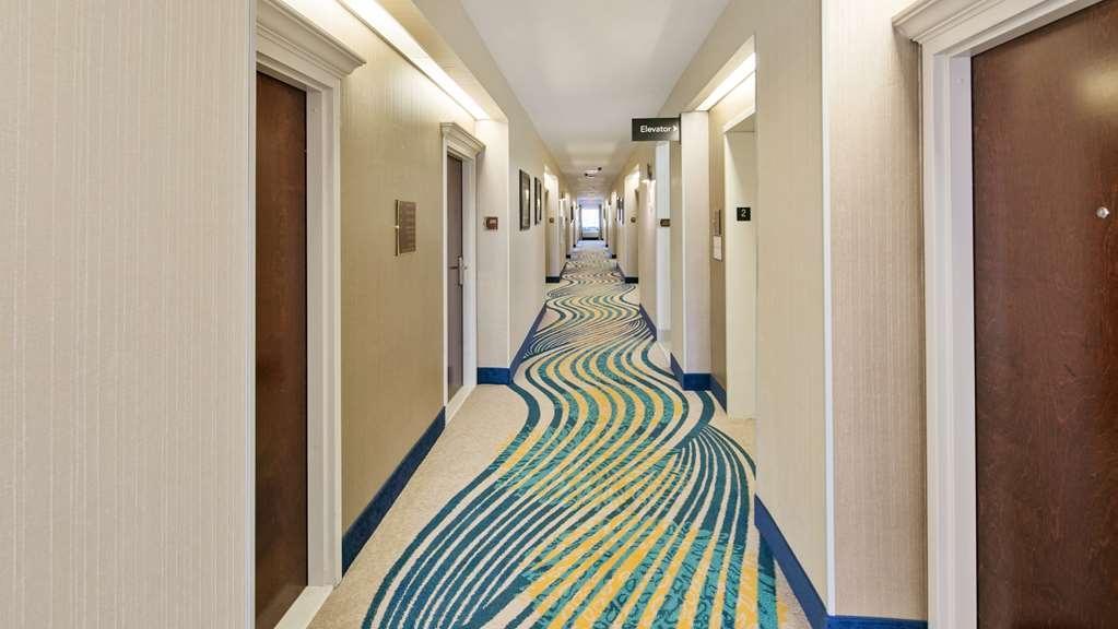Best Western Plus Houston Atascocita Inn & Suites - Hallway