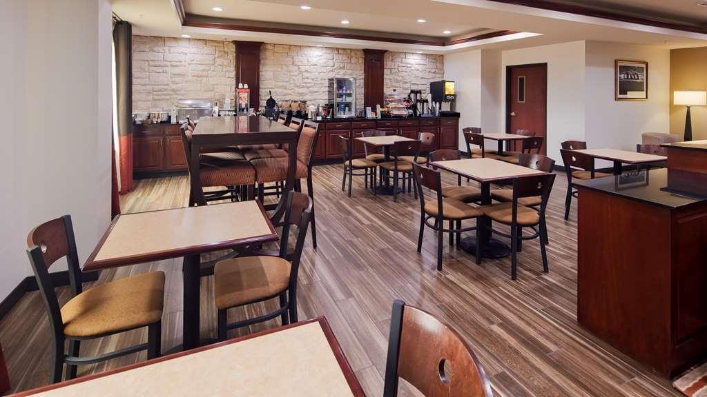 Best Western Granbury Inn & Suites - Ristorante / Strutture gastronomiche