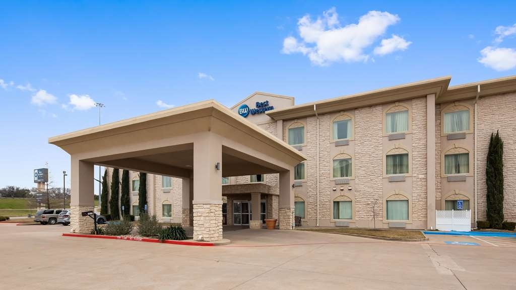 Best Western Granbury Inn & Suites - Façade
