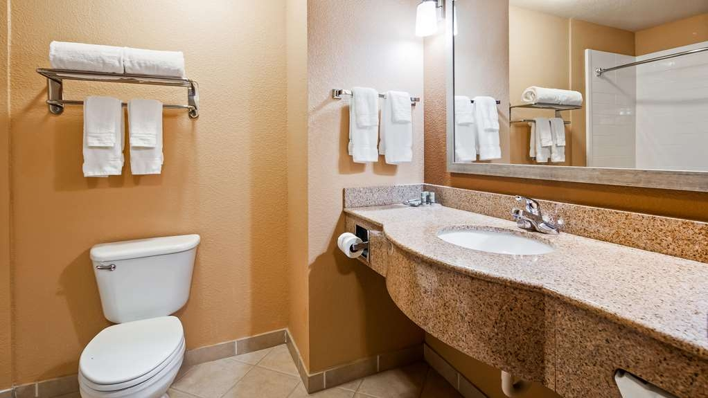 Best Western Granbury Inn & Suites - Camere / sistemazione