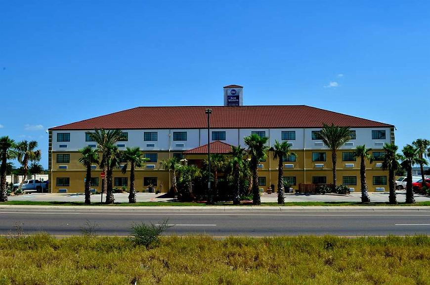 Best Western San Isidro Inn - Aussenansicht