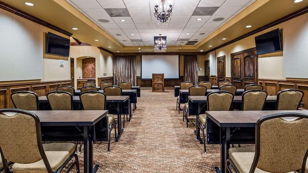 Best Western San Isidro Inn - Salle de réunion