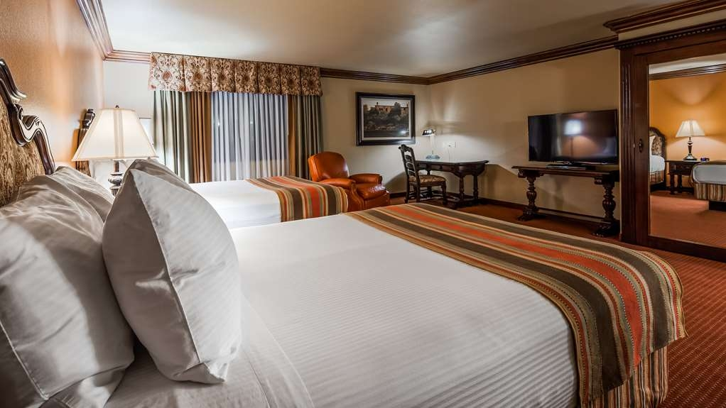 Best Western San Isidro Inn - Two Queen Guest Room