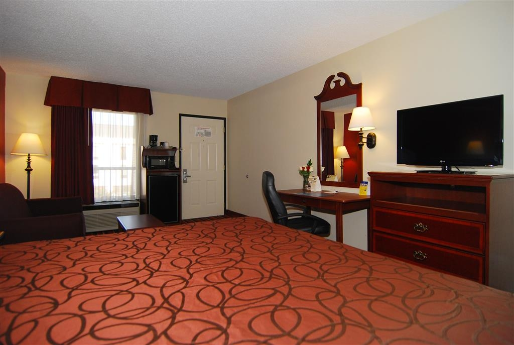 Best Western Lindale Inn - Camera con letto king size
