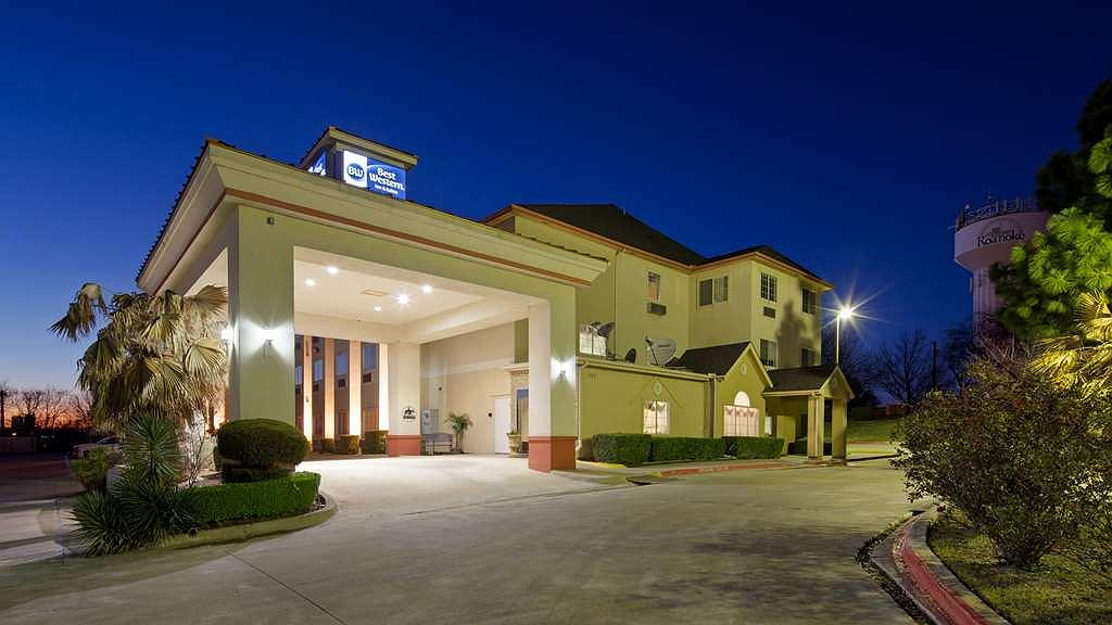Best Western Roanoke Inn & Suites - Vista exterior