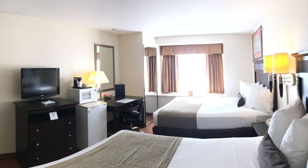 Best Western Roanoke Inn & Suites - Camere / sistemazione