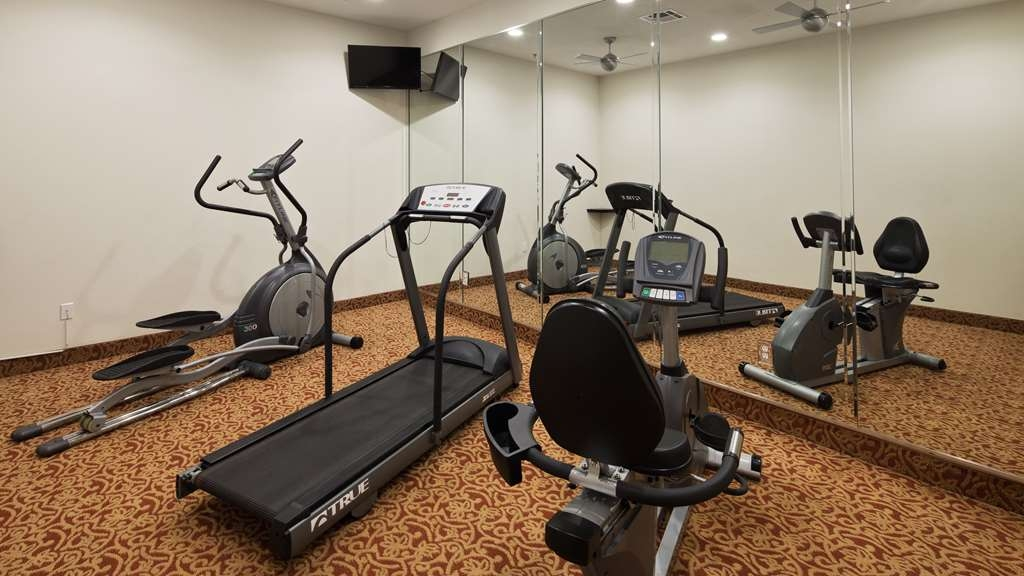 Best Western Cleveland Inn & Suites - Club de remise en forme