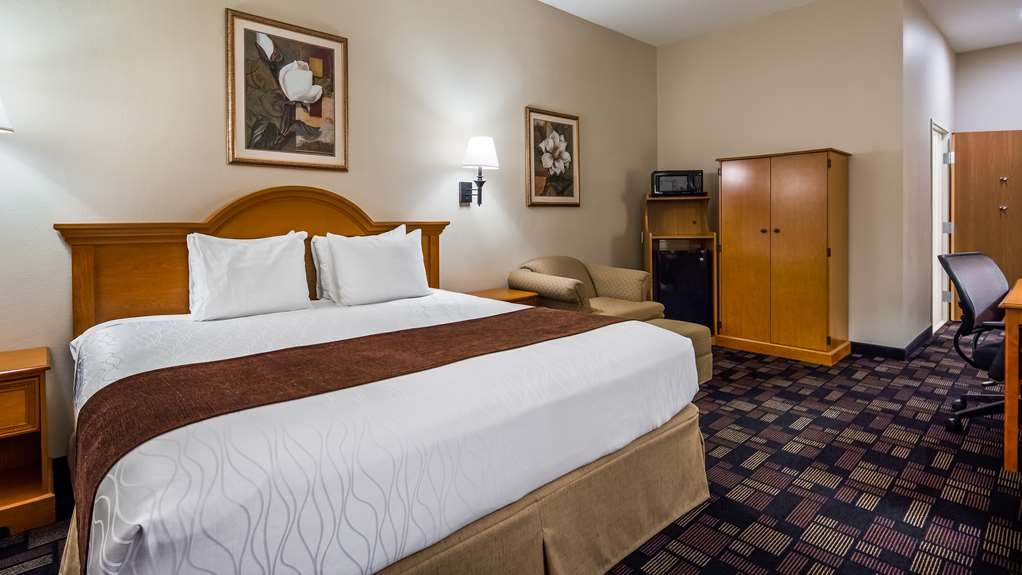 Best Western Longview - King Guest Room