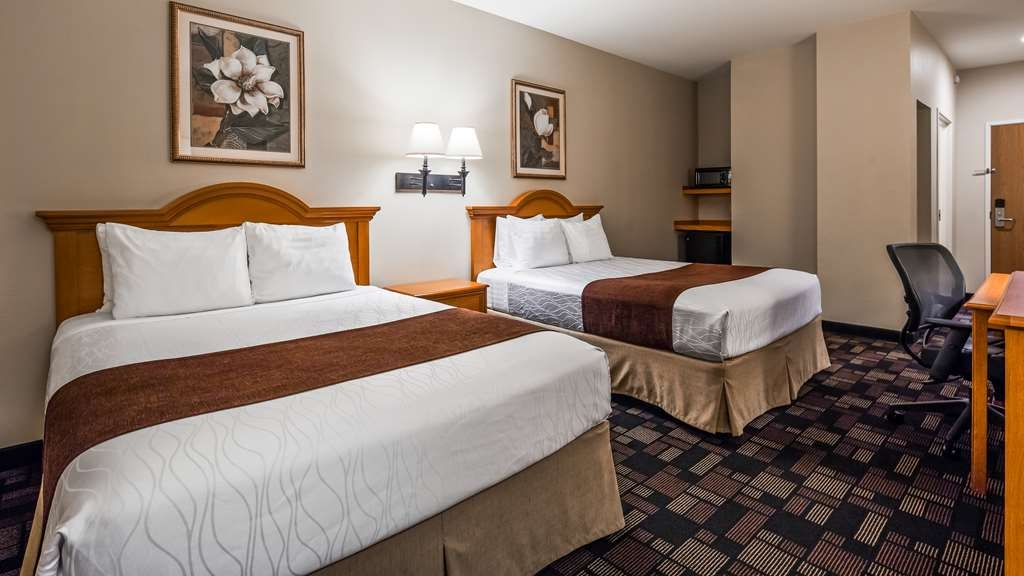 Best Western Longview - Two Queen Guest Room