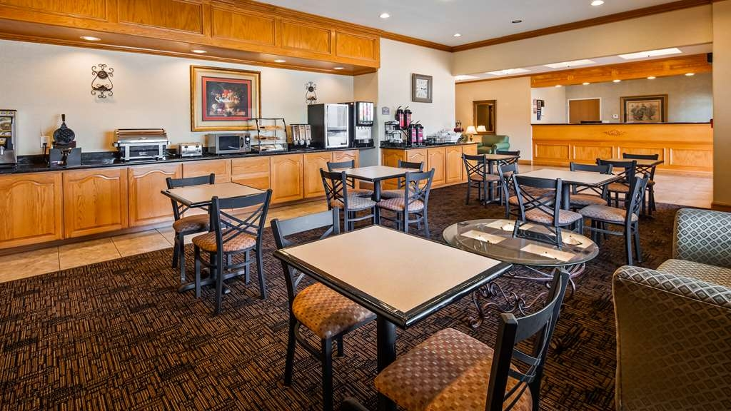 Best Western Longview - Breakfast Area