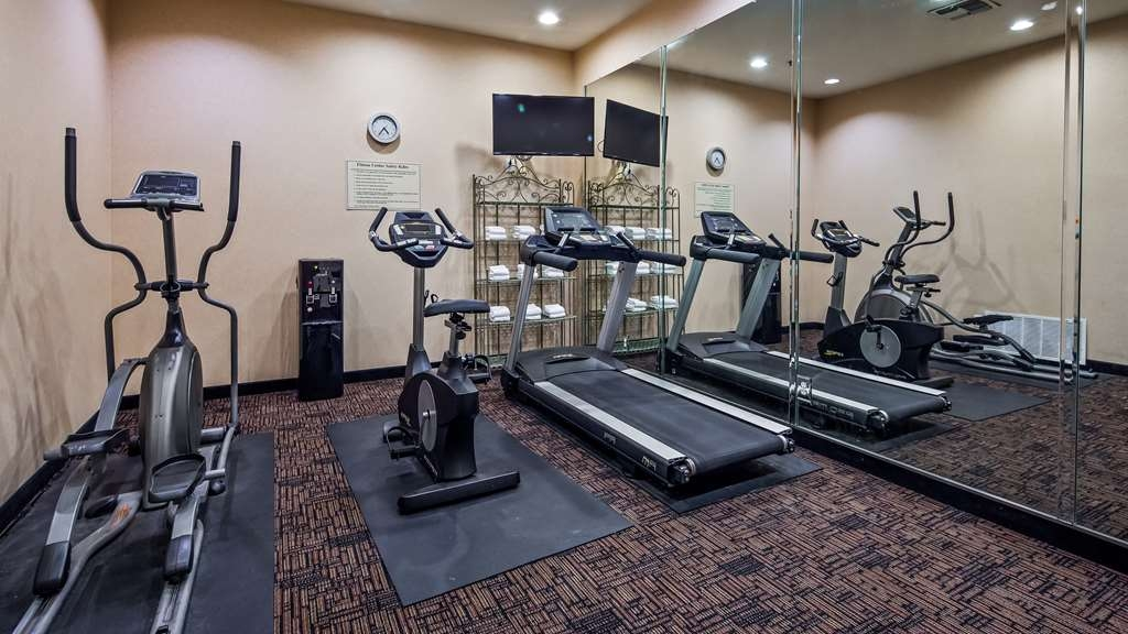 Best Western Longview - Fitness Center