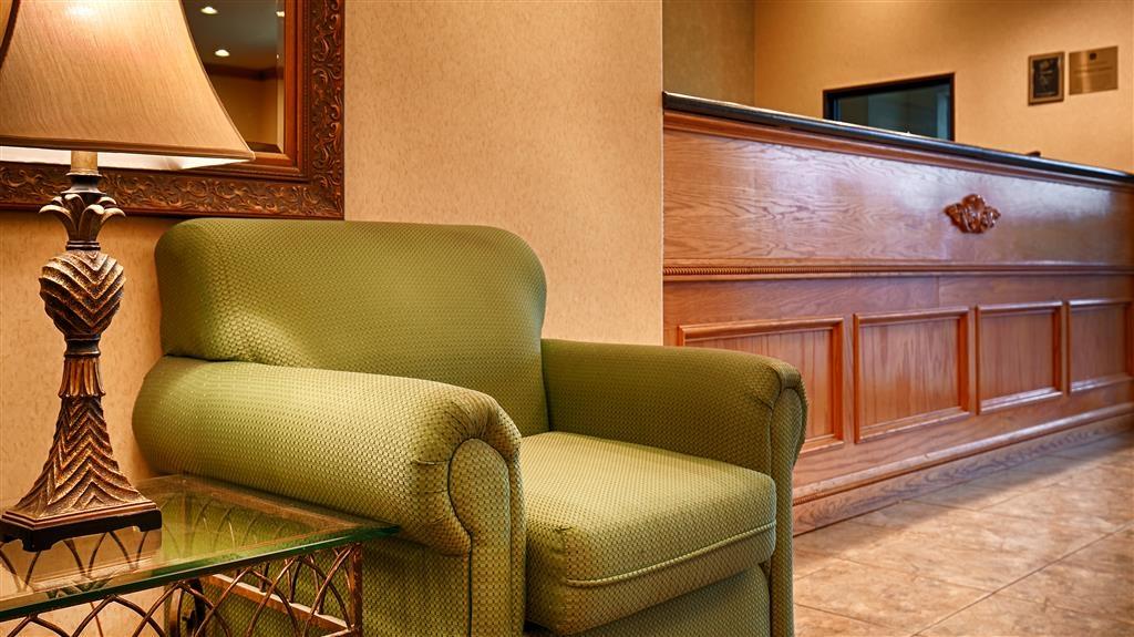 Best Western Longview - Vestíbulo del hotel