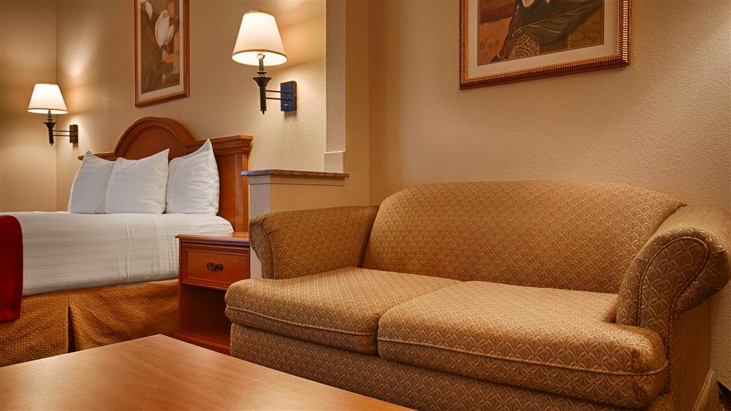 Best Western Longview - Guest Room