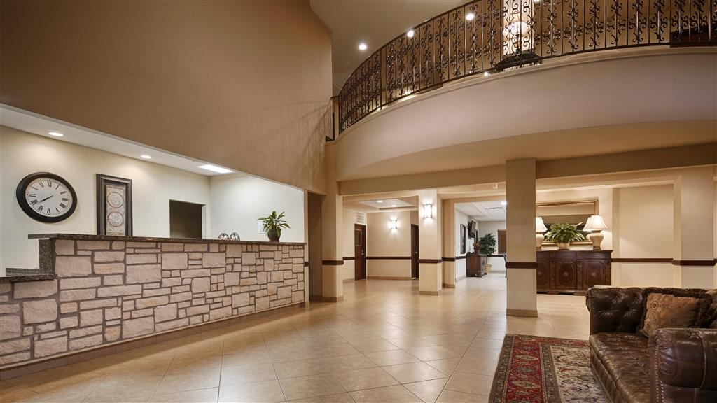 Best Western La Grange Inn & Suites - reception