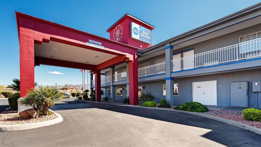 Best Western Anthony/West El Paso - Vista exterior