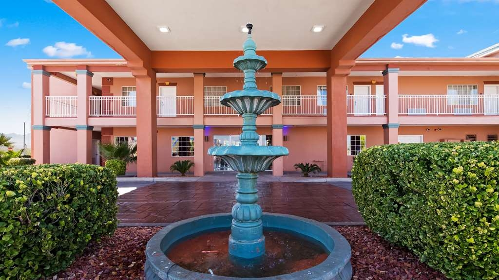 Best Western Anthony/West El Paso - Hall