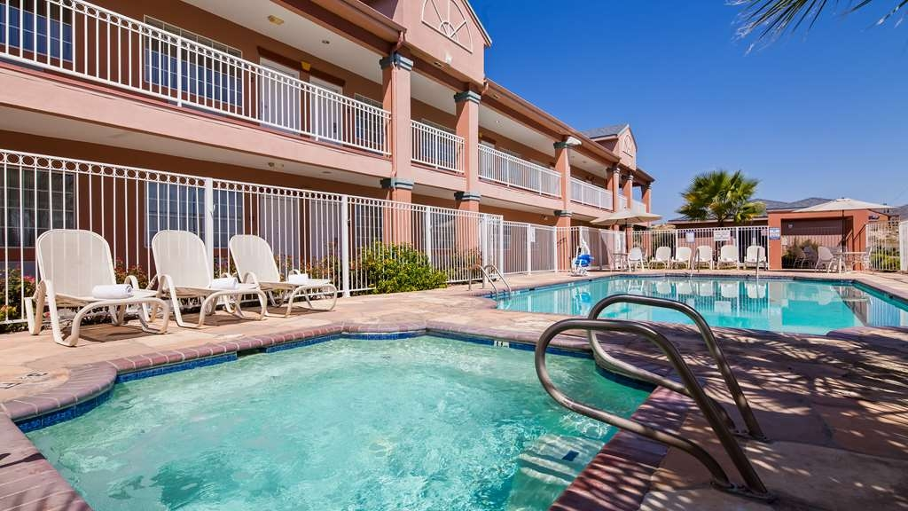 Best Western Anthony/West El Paso - Piscina