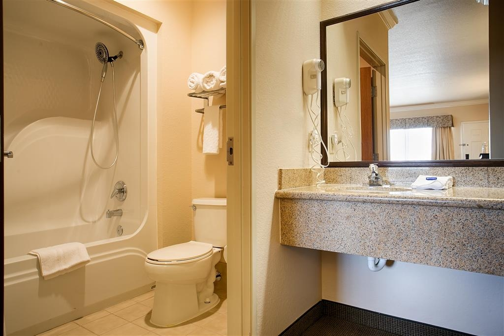 Best Western Anthony/West El Paso - Bagno