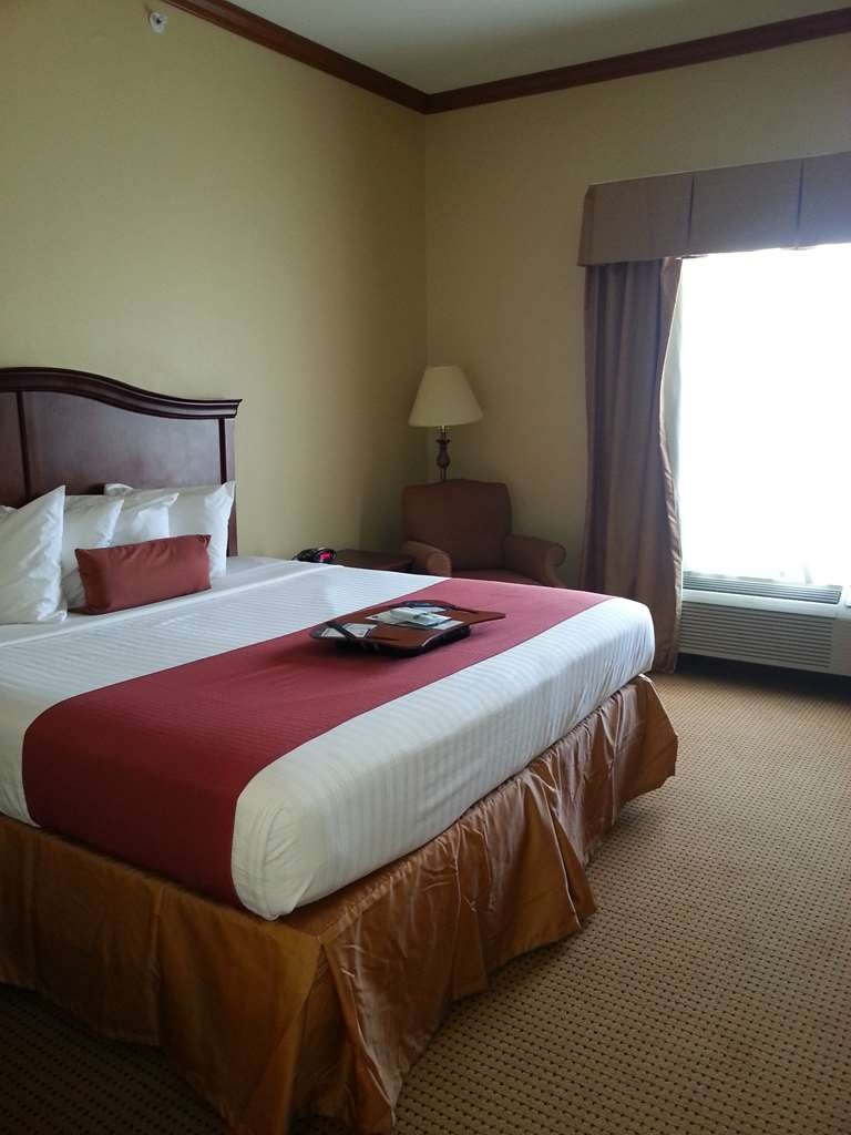 Best Western Plus Northshore Inn - standard-zimmer