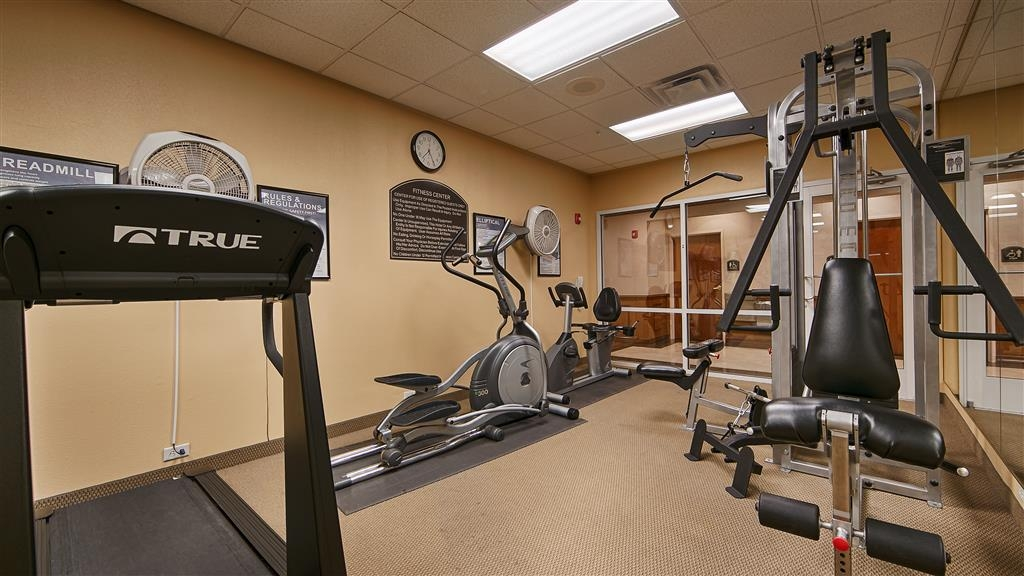 Best Western Plus Northshore Inn - fitnessraum